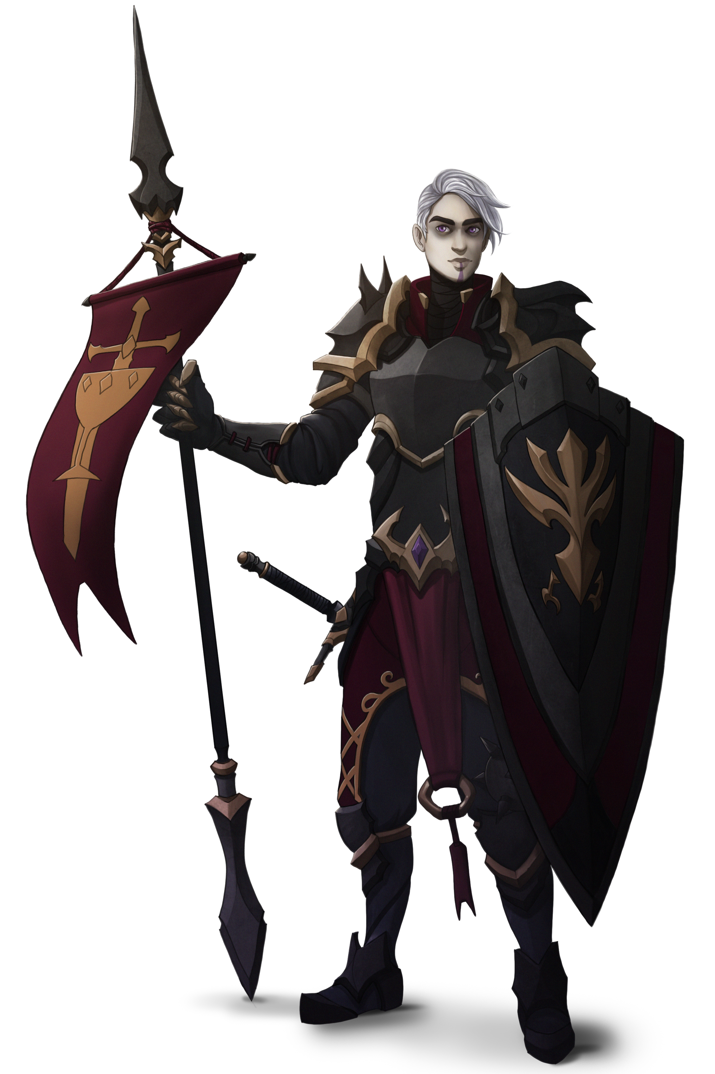 Lucius - Large (Shadow)