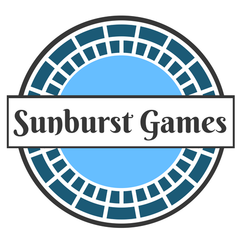 Sunburst Games Logo